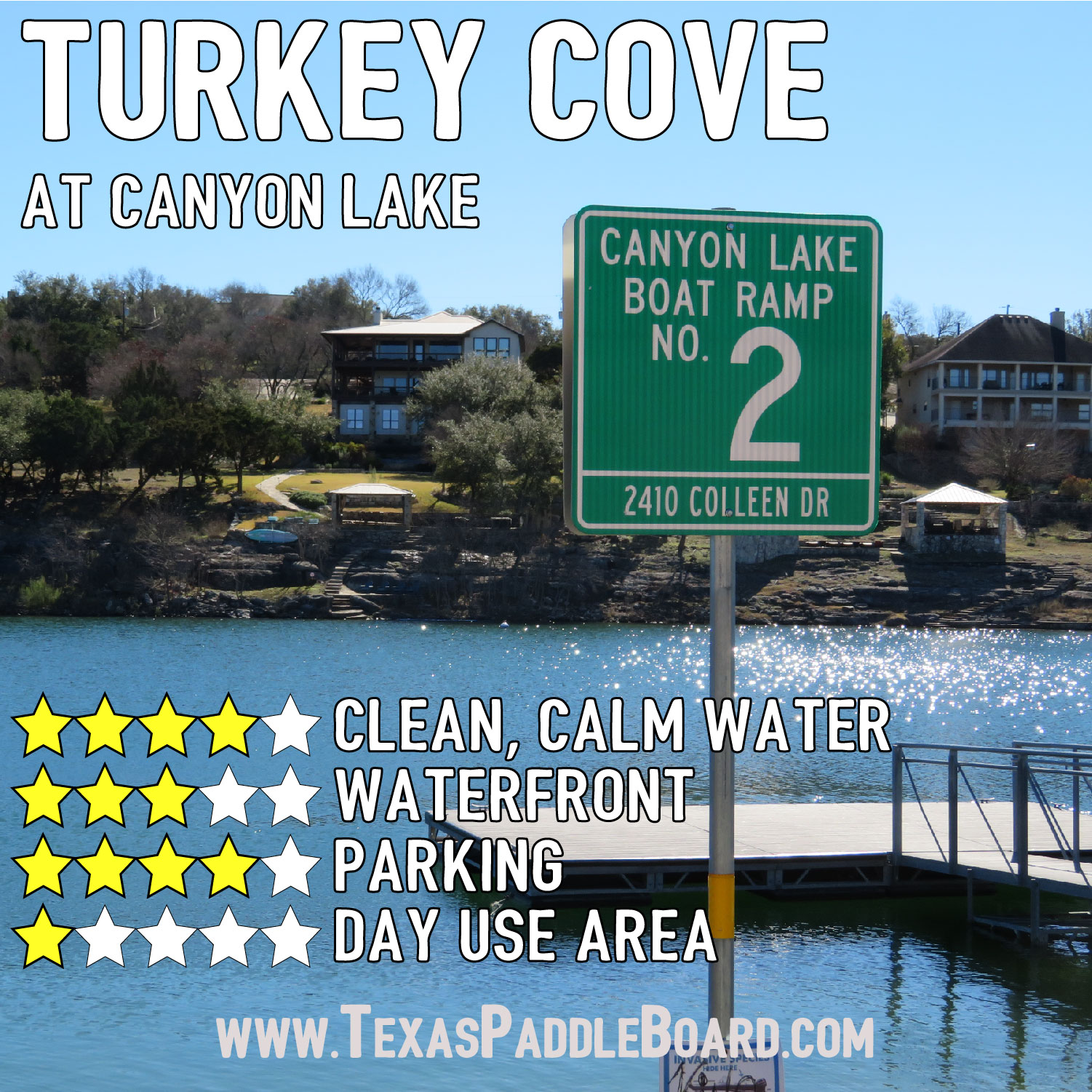 canyon lake turkey cove review cover square-02-02