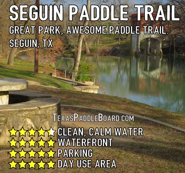 Seguin Paddle Trail at Max Starkey Park Review-01