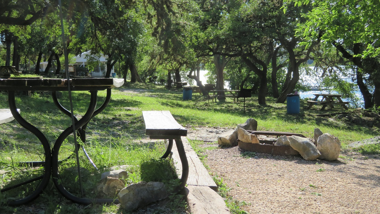 joes place camping area